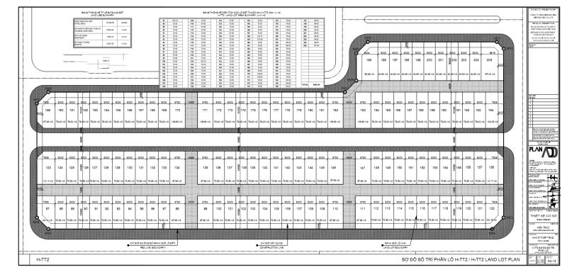 Mở bán giá gốc 12 lô liền kề Block số 15 khu H-TT2 dự án La Casta Văn Phú HiBrand
