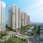 Chung cư The K-Park La Casta Văn Phú, Daewoo Cleve Hà Đông