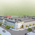 Kiến trúc và tiến độ xây dựng dự án La Casta Văn Phú HiBrand
