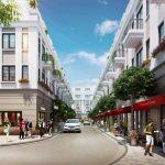 Shophouse liền kề dự án La Casta Văn Phú HiBrand Cleve