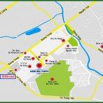 Vị trí dự án liền kề chung cư La Casta Văn Phú HiBrand, Daewoo Cleve